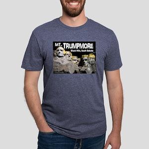 Trumpmore Mens Tri-blend T-Shirt