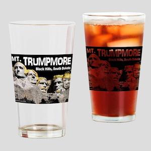 Trumpmore Drinking Glass