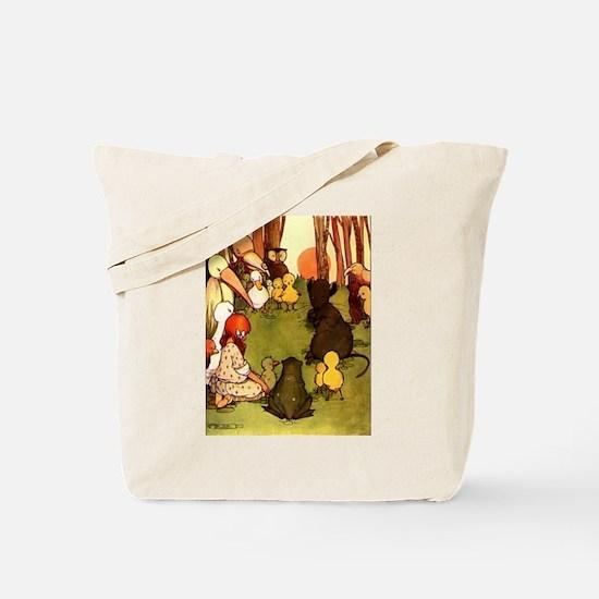 Attwell 4 Tote Bag
