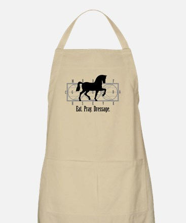 Eat. Pray. Dressage. Apron