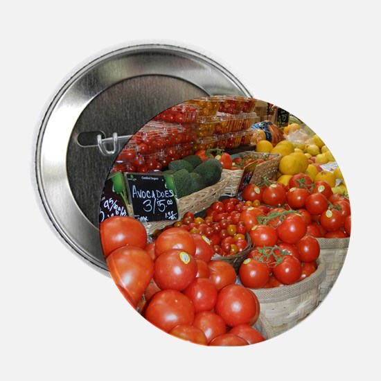 "Granville Island Farmers Market: Ripe Reds 2.25"" B"