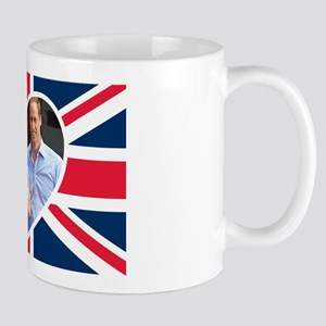 Royal Baby - William Kate Mug
