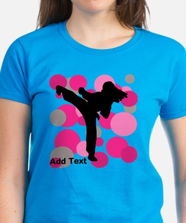 Martial Arts Women's Dark T-Shirt
