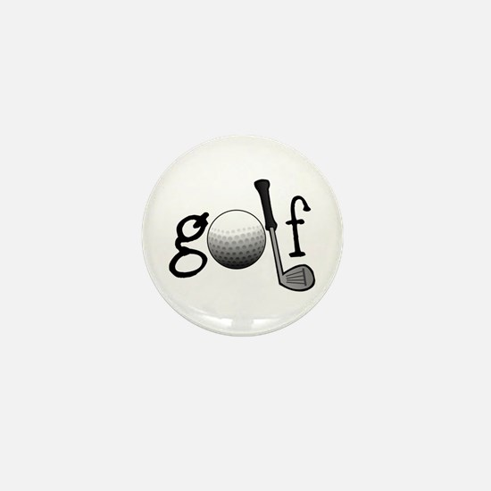 Golf Mini Button