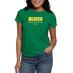 Mexico Lindo y Querido Women's Dark T-Shirt