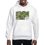 Bog Snorkelling Hooded Sweatshirt