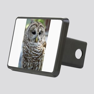 Barred Owl: Who are you??? Hitch Cover