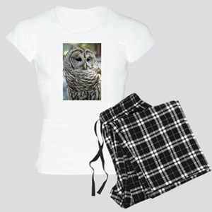 Barred Owl: Who are you??? Pajamas