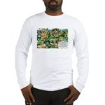 Bog Snorkelling Long Sleeve T-Shirt