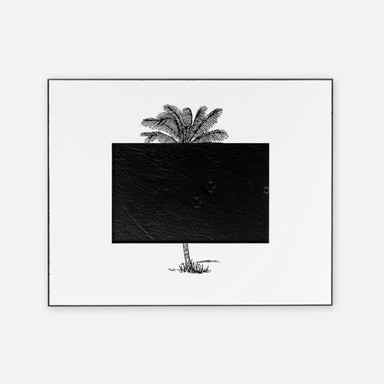 Palm Tree Picture Frame