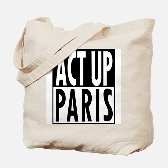 Act Up-Paris Tote Bag