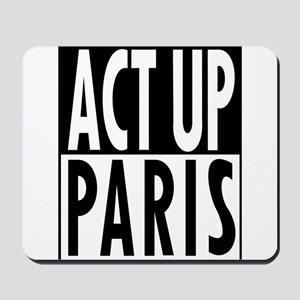 Act Up-Paris Mousepad