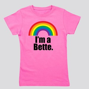Bette Rainbow Girl's Tee
