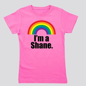 Shane Rainbow Girl's Tee