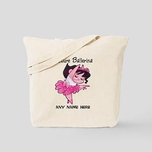 Future Ballerina Tote Bag