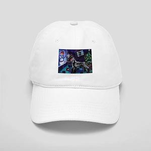 KERRY BLUE xmas Cap
