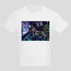 KERRY BLUE xmas Kids T-Shirt