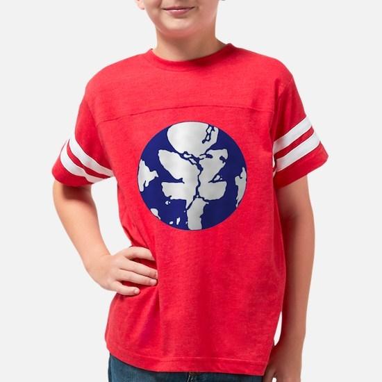 Discgaea - Blue Youth Football Shirt