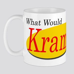 What Would Kramer Say? Mug