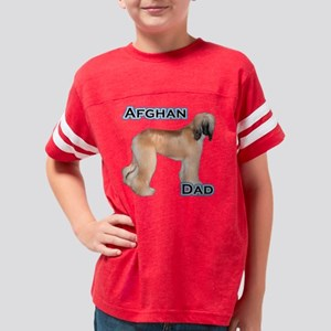 AfghanDad4 Youth Football Shirt