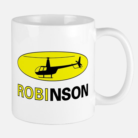 Robinson Mug