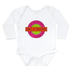 Pulsating Sac of Sound 80s Subway Logo Body Suit