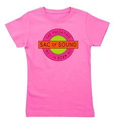 Pulsating Sac of Sound 80s Subway Logo T-Shirt