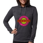 Pulsating Sac of Sound 80s Subway Logo Womens Hood