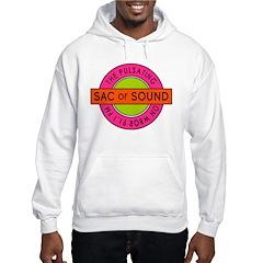 Pulsating Sac of Sound 80s Subway Logo Sweatshirt