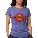 Pulsating Sac of Sound 80s Subway Logo Womens Tri-