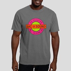 Pulsating Sac of Sound 80s Subway Logo Mens Comfor