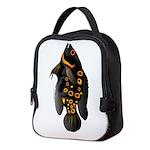Oscar tropical fish v Neoprene Lunch Bag