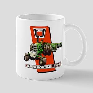Oliver 1950-T Tractor Mug