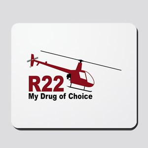 Drug of Choice Mousepad