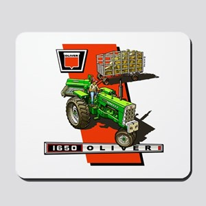 Oliver 1650 Tractor Mousepad