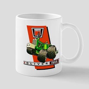Oliver 1950 Tractor Mug