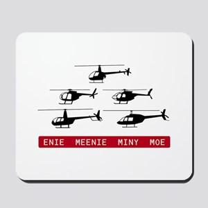 Pick your ride Mousepad