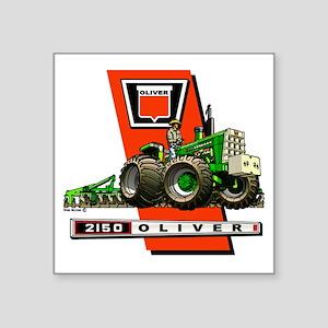 Oliver 2150 tractor Sticker