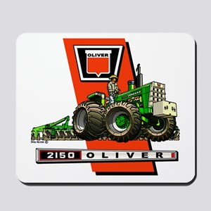 Oliver 2150 tractor Mousepad