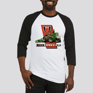 Oliver 2150 tractor Baseball Jersey