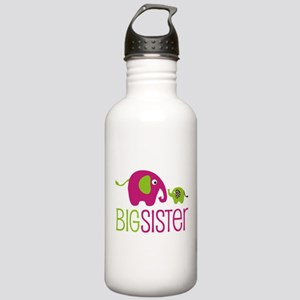 Elephant Big Sister Water Bottle