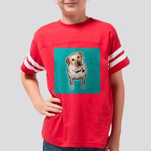 tile11 Youth Football Shirt
