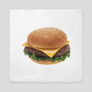Burger - Cheeseburger - Food - Fast Food - USA - H