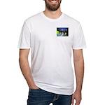 Greenville Liberty Bridge Fitted T-Shirt