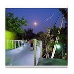 Greenville Liberty Bridge Tile Coaster