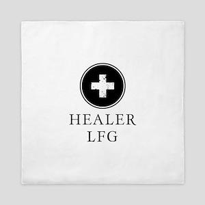 Healer LFG Queen Duvet