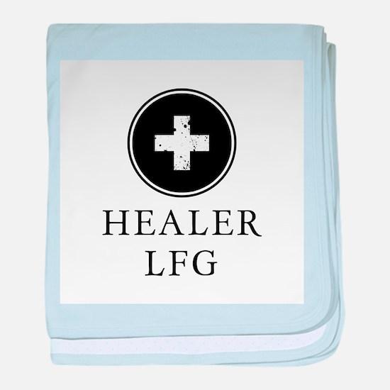 Healer LFG baby blanket