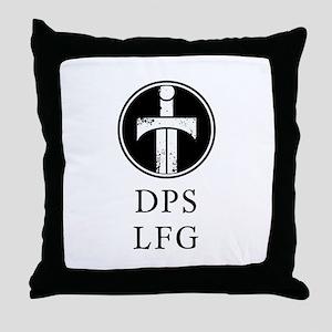 DPS LFG Throw Pillow