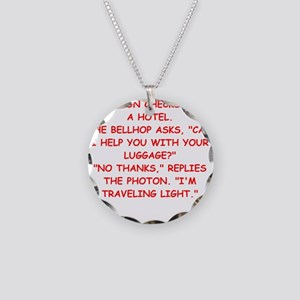 PHYSICS3 Necklace