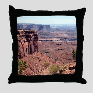 Canyonlands National Park, Utah, USA 4 Throw Pillo